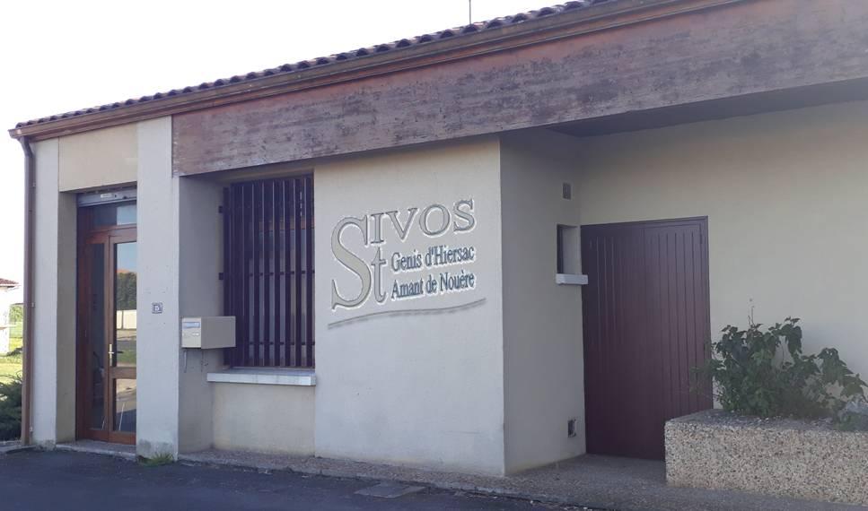 SIVOS Saint Genis d'Hiersac - Saint Amant de Nouère